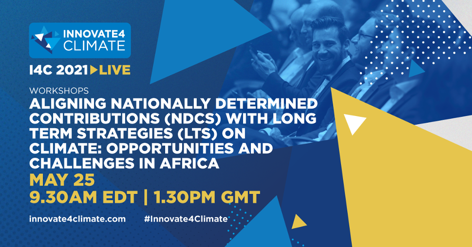 Aligning Nationally Determined Contributions with Long Term Low-Emission Development Strategies on Climate. Opportunities and Challenges in Africa.